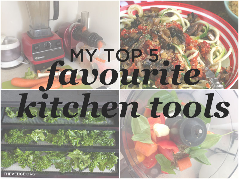 Top 5 Kitchen Tools