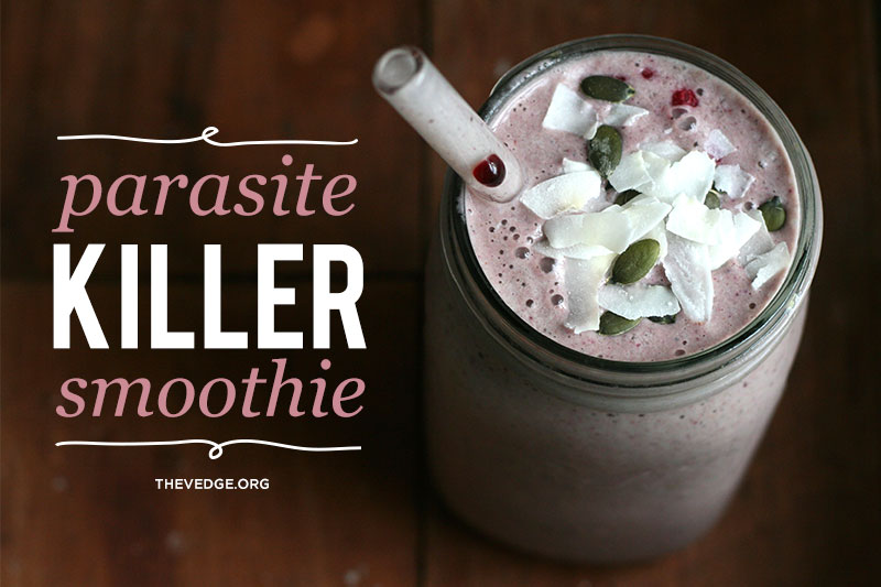 Parasite Killer Smoothie