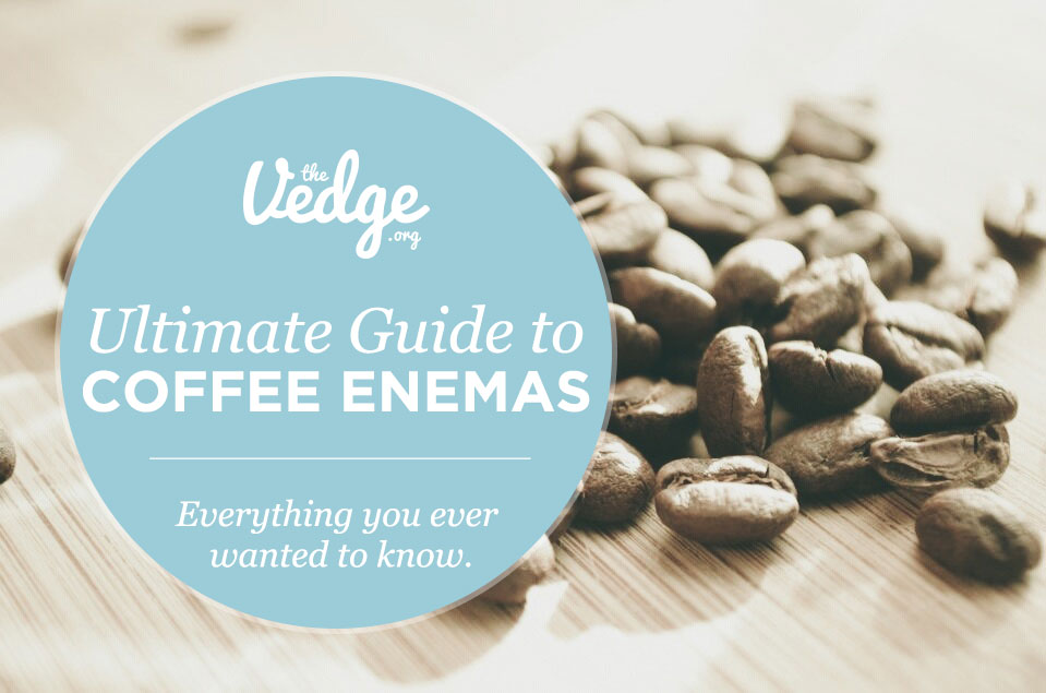 Guide to Coffee Enemas