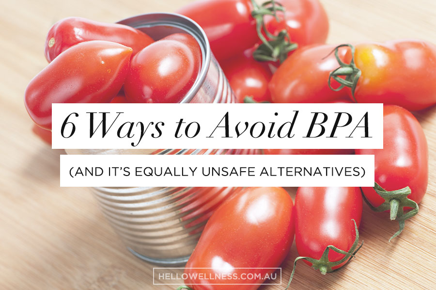 6 Ways to Avoid BPA