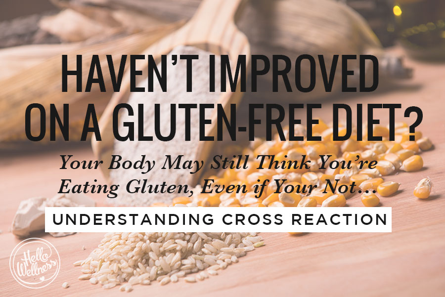 Image result for gluten free cross reactivity