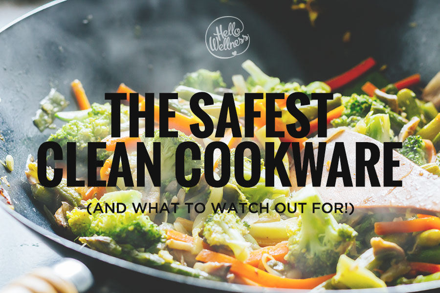 clean cookware
