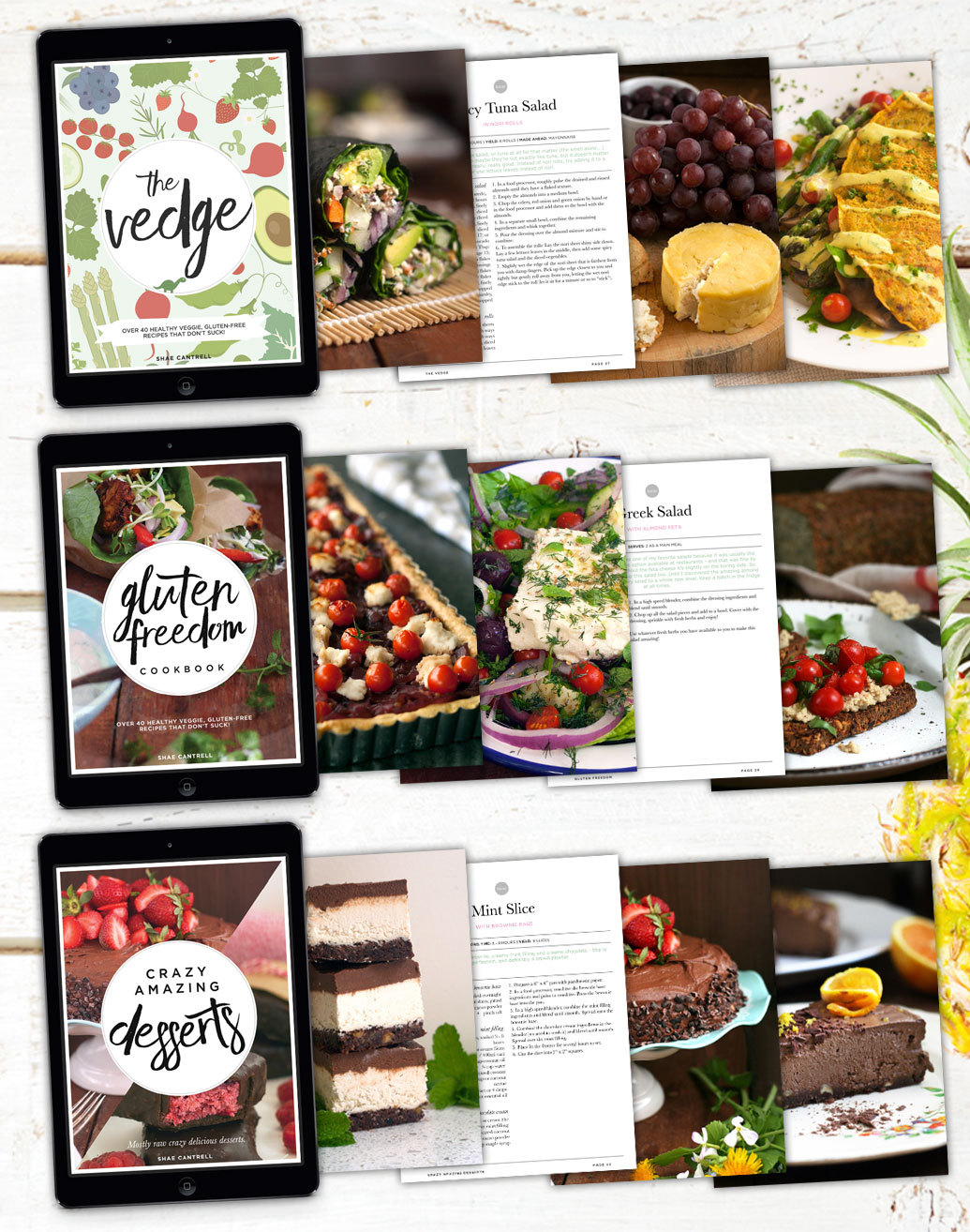 Cookbook Bundle Recipes